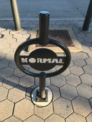 Normal sign
